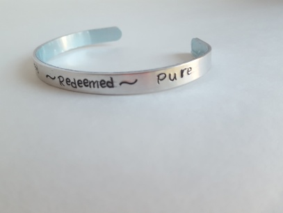 Redeemed Restored Pure Bracelet 1