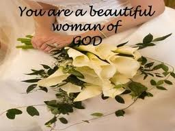 beautiful woman of God