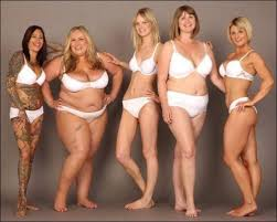 real women in bathing suits