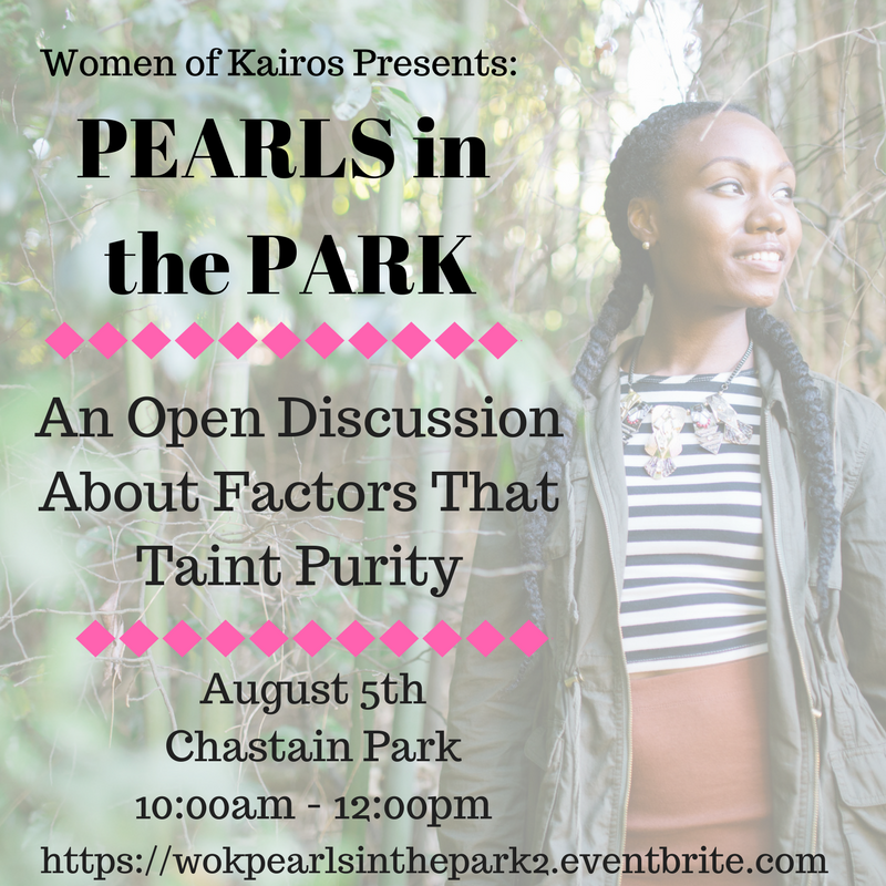 Pearls in the Park