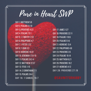 pure in heart swp